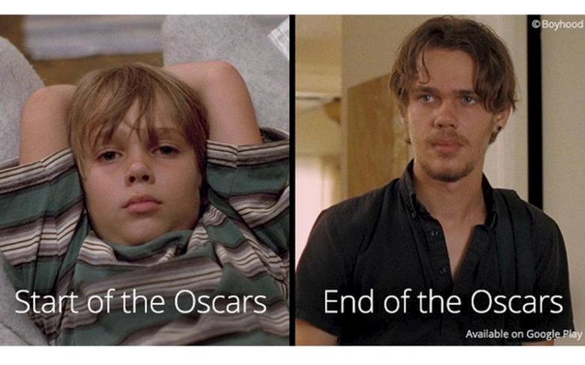 Memy Oscary 2015