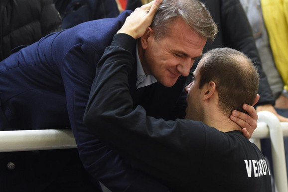MIJAILOVIĆ O SVEMU, ALI I O ONOME ŠTO ZANIMA SRBIJU! Predsednik Partizana otkrio koliki je TAČNO BUDŽET crno-belih!