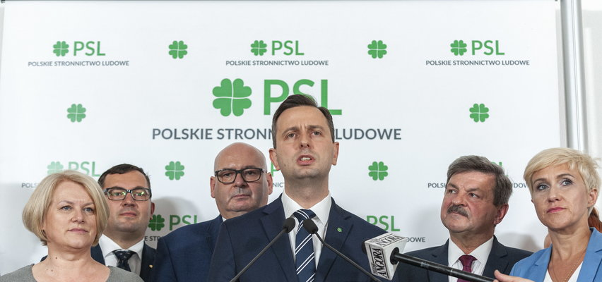 """Zachowanie Sawickiego to """"efekt upałów"""". Koledzy z PSL okrutni dla byłego ministra"""
