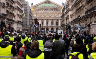 Francja: Jeden z liderów 'żółtych kamizelek' wypuszczony z aresztu po nocnym zatrzymaniu