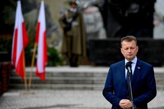 Błaszczak: Państwo polskie pamięta o ofiarności weteranów