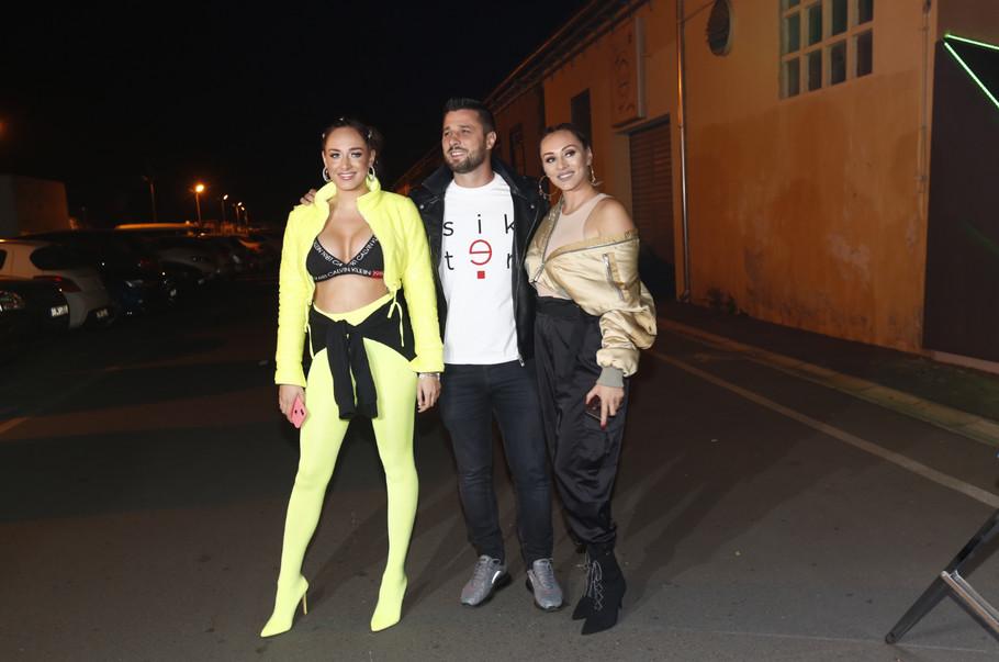 Luna Đogani, Marko Miljković i Anabela Bukva