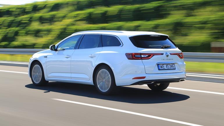 Renault Talisman Grandtour 1.6 TCe Intens