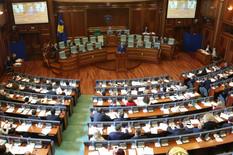 KLJUČANJE Kosovska skupština BRZINSKI USVOJILA zakone o vojsci, albanski poslanici uzvikivali: SRPSKE SVINJE, NIJE VAM MESTO OVDE
