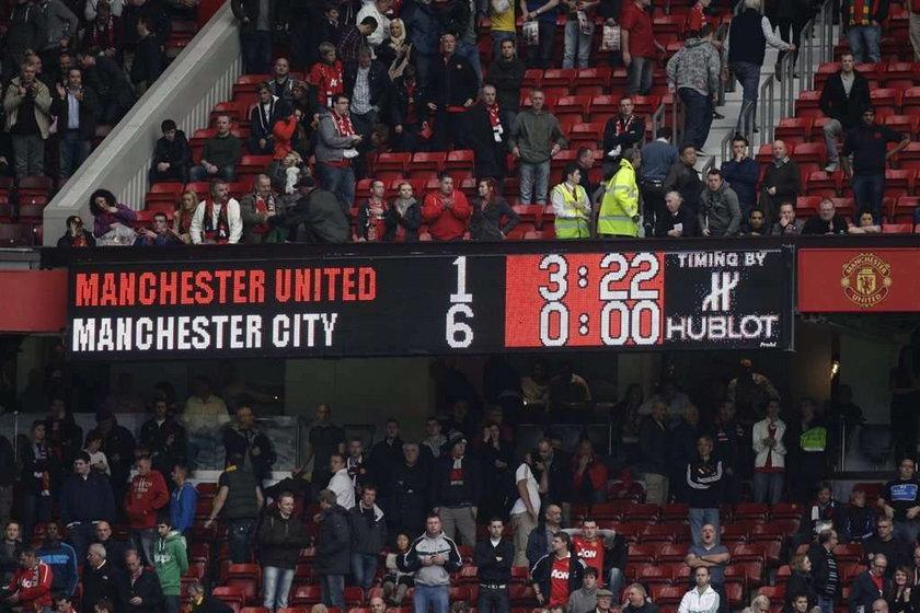 Sir Alex Ferguson: To najgorszy dzień w karierze