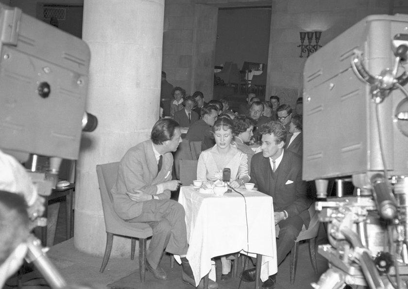 Tak wyglądał pierwszy talk show w Polsce. Powstał 60 lat temu!