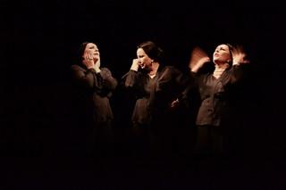 """Krystyny Jandy wyznanie wiary w sztukę. """"Maria Callas. Master class"""" w Och-Teatrze"""