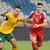 """""""IGRAO JE I POVREĐEN! TO SE ZABORAVLJA!"""" Oglasio se otac Luke Jovića, evo šta kaže o igranju svog sina za reprezentaciju Srbije"""