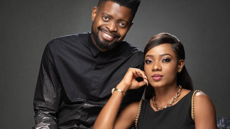 Basketmouth, wife celebrate 8th wedding anniversary