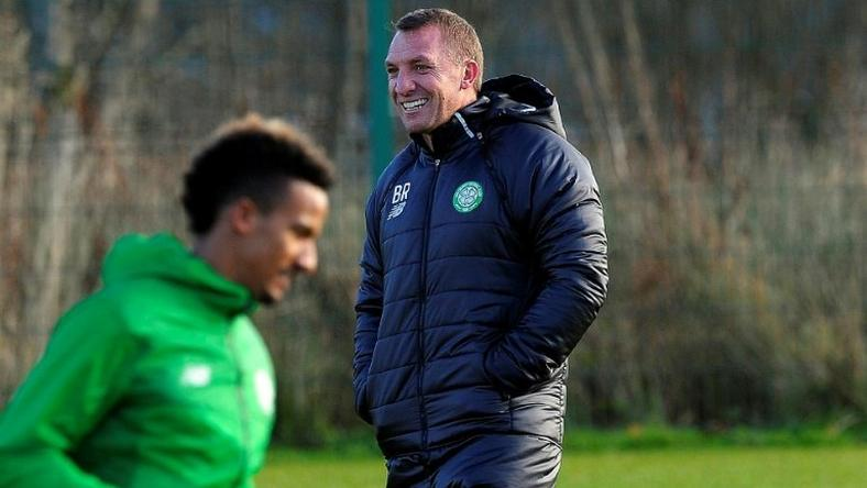 Celtic manager Brendan Rodgers says winning the Scottish League Cup is a tangible reward for his players after their great start to the season