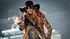 Aerosmith odwołują koncerty. Steven Tyler jest pod opieką lekarzy