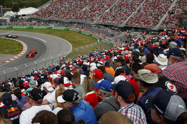 Formula 1, Velika nagrada Kanade