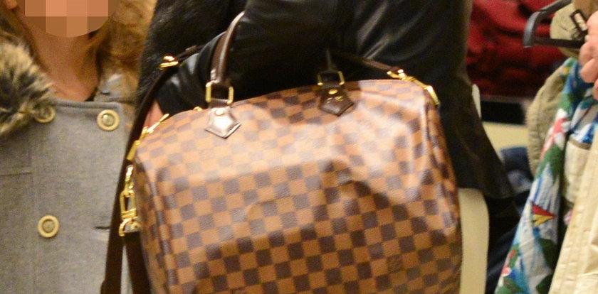 Żona Hofmana ma torebkę za 3 tysiące zł