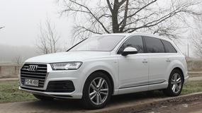 Audi Q7 – nowoczesne systemy zapobiegające kolizjom