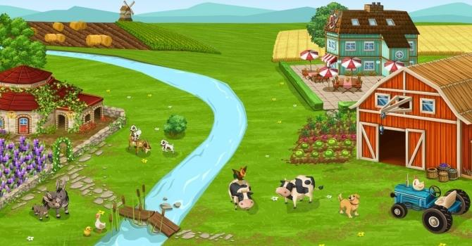 gameplanet Big Farm