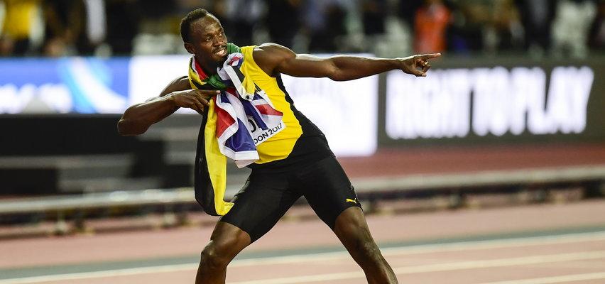 Usain Bolt został tatą bliźniaków. Dał im wyjątkowe imiona