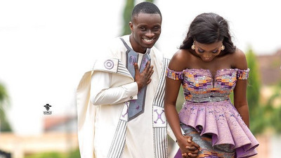 10 trending Agbada outfit ideas for grooms-to-be