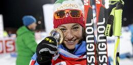Piękna biathlonistka podbiła serca fanów! GALERIA