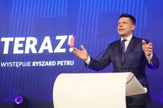 Konwencja programowa partii Teraz! Petru: Obniżymy PIT i CIT do 16 proc., wprowadzimy korekty w 500 Plus