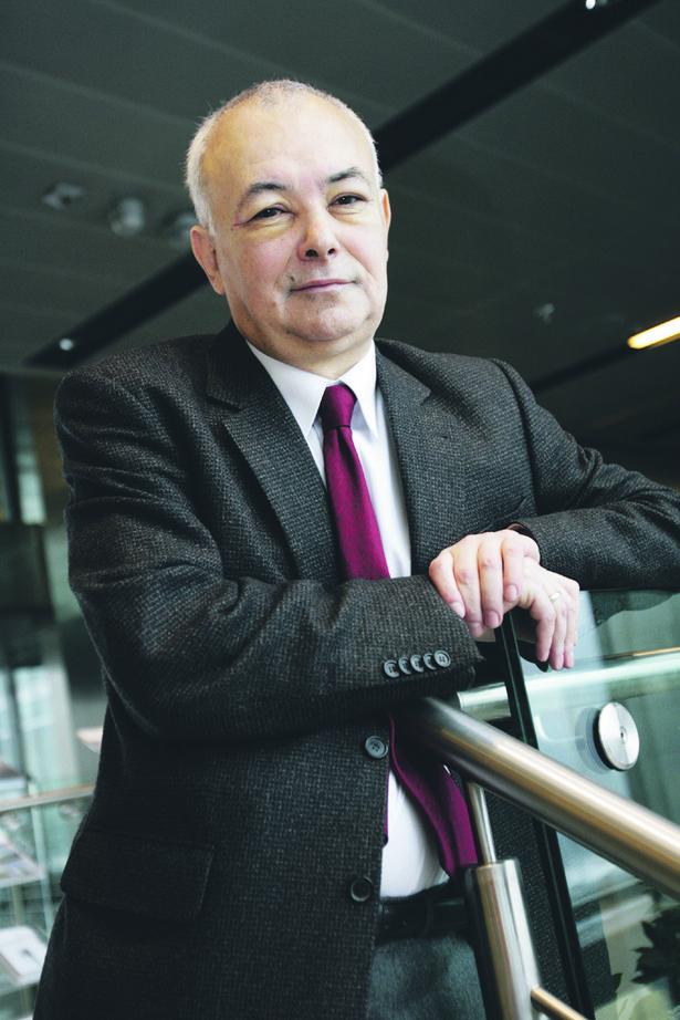 Michał Kulesza, profesor Uniwersytetu Warszawskiego, twórcą reformy samorządowej