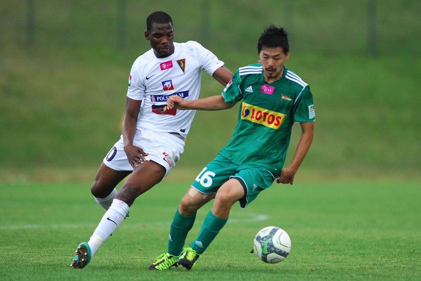 Daisuke Matsui został piłkarzem Lechii