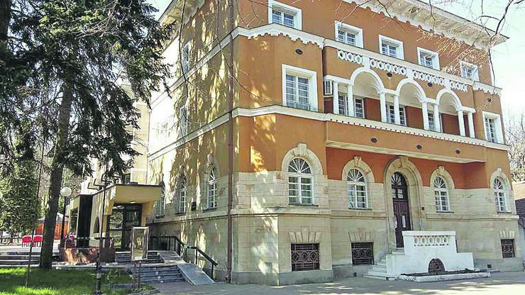 Vrnjačka Banja 05 - Vila Turkulović foto Nenad Bozovic