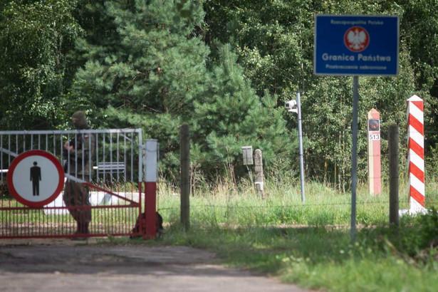 Granica Polski i Białorusi