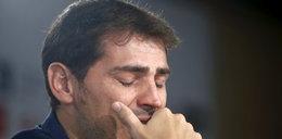 Rozżalony Casillas: Cierpiałem