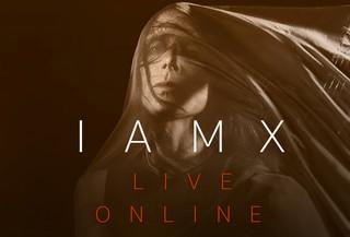 IAMX proponuje swoim fanom akustyczne koncerty i spotkania online