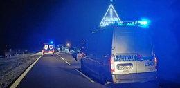 Tragedia pod Lublinem. Nie żyją trzy osoby