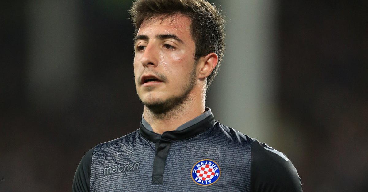 Transfery. Josip Juranović przeszedł z Hajduka Split do Legii Warszawa - Sport