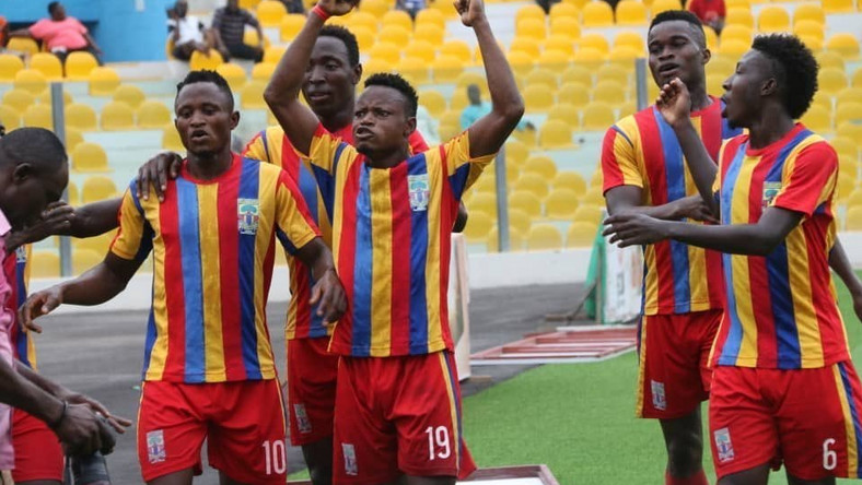 Special Competition: Hearts return to Accra on Friday ahead of semi-final clash against Kotoko