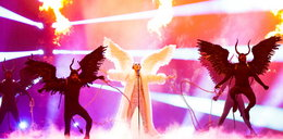 Tak prezentowały się gwiazdy podczas finału Eurowizji