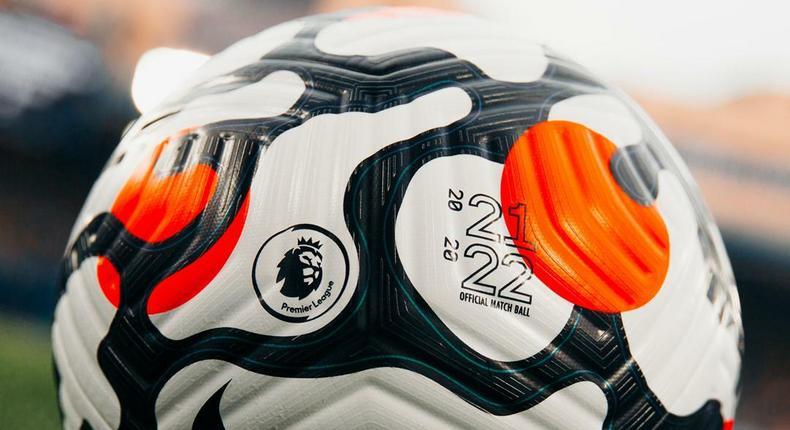 The Nike Flight matchball