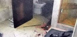 Tak wyglądał dom Pistoriusa po zabójstwie narzeczonej