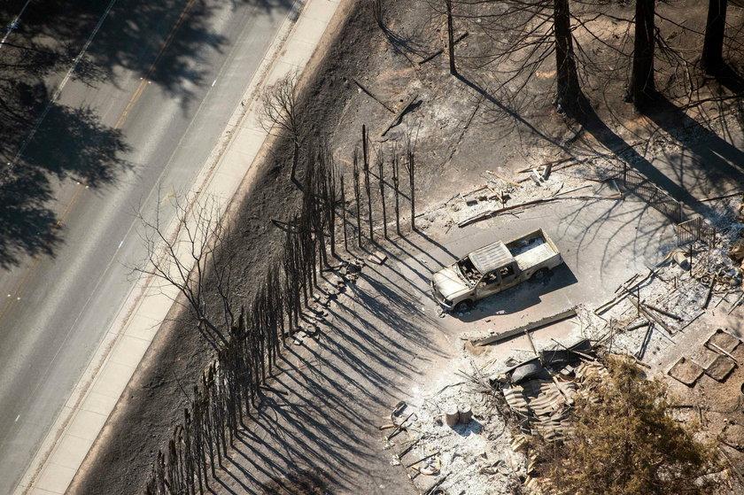 Obraz zniszczeń
