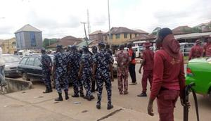 Thugs disrupt Amosun's factional congress in Abeokuta. (Akelicious)