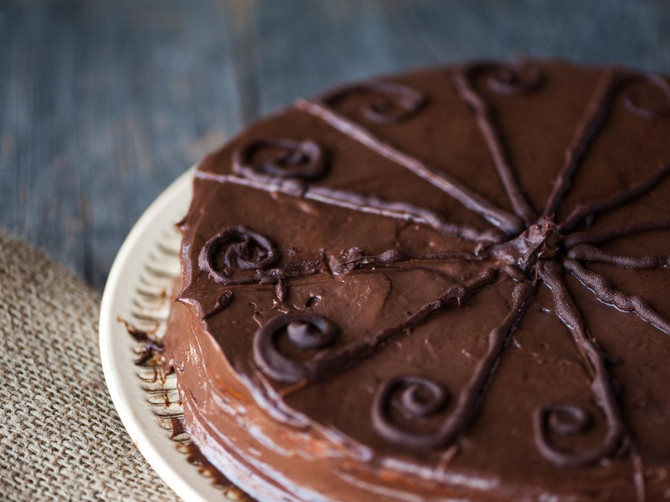 Najbrža čokoladna torta