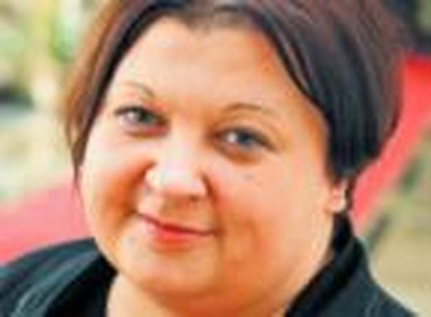 Renata Domasiewicz, naczelnik wydziału krajowej ewidencji podatników w departamencie administracji podatkowej Ministerstwa Finansów Fot. Wojciech Górski