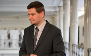 Prokuratura: Przesłuchanie adwokata Michała K. w Warszawie