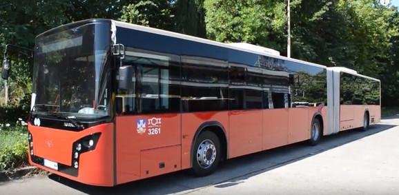 Do kraja godine još 50 autobusa iz