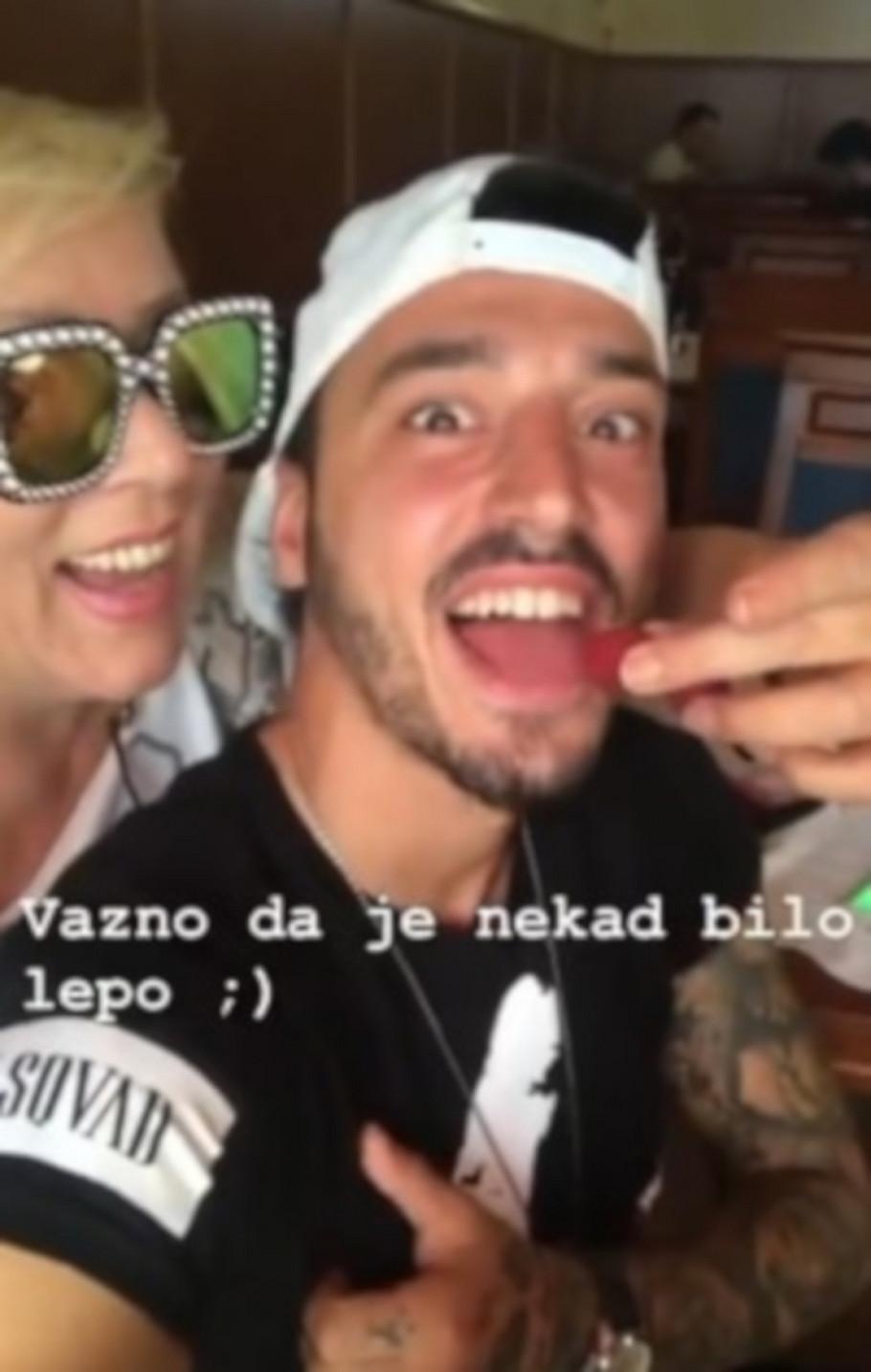 Lazar Jeremić i Zorica Marković