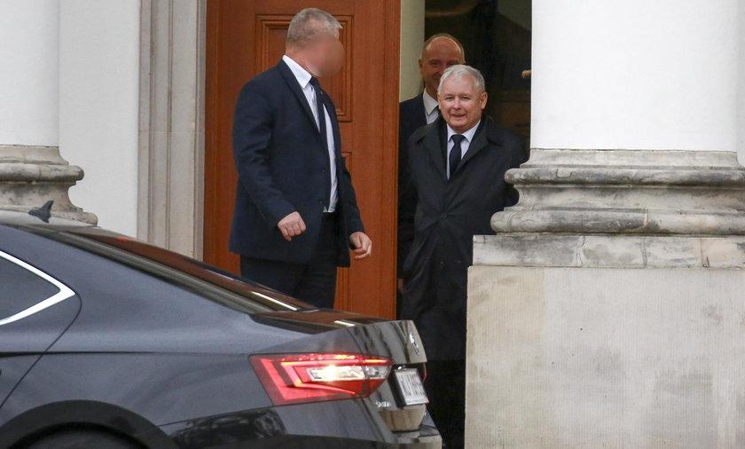 Kaczyński zdradził, co powiedział Dudzie. To raczej nie spodobało się prezydentowi