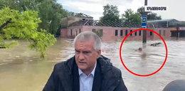 Cały świat się śmieje z gubernatora Krymu. Tak potraktował swoich ochroniarzy