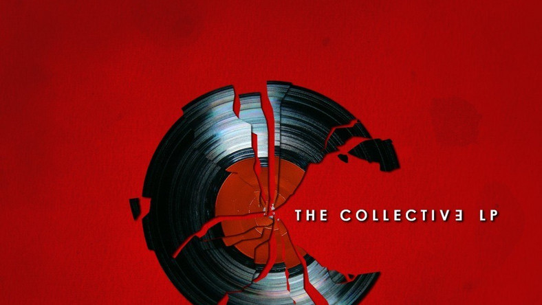 """The Collectiv3 LP"" cover"
