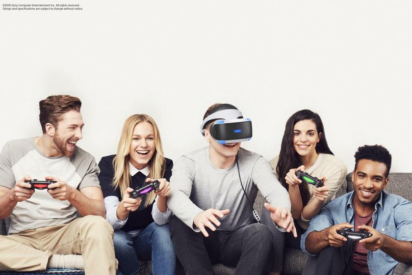 Pakiet PlayStation VR w świetnej cenie!
