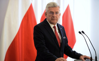 Karczewski: Powinniśmy stworzyć przepisy, które uniemożliwią start w wyborach osobom skazanym