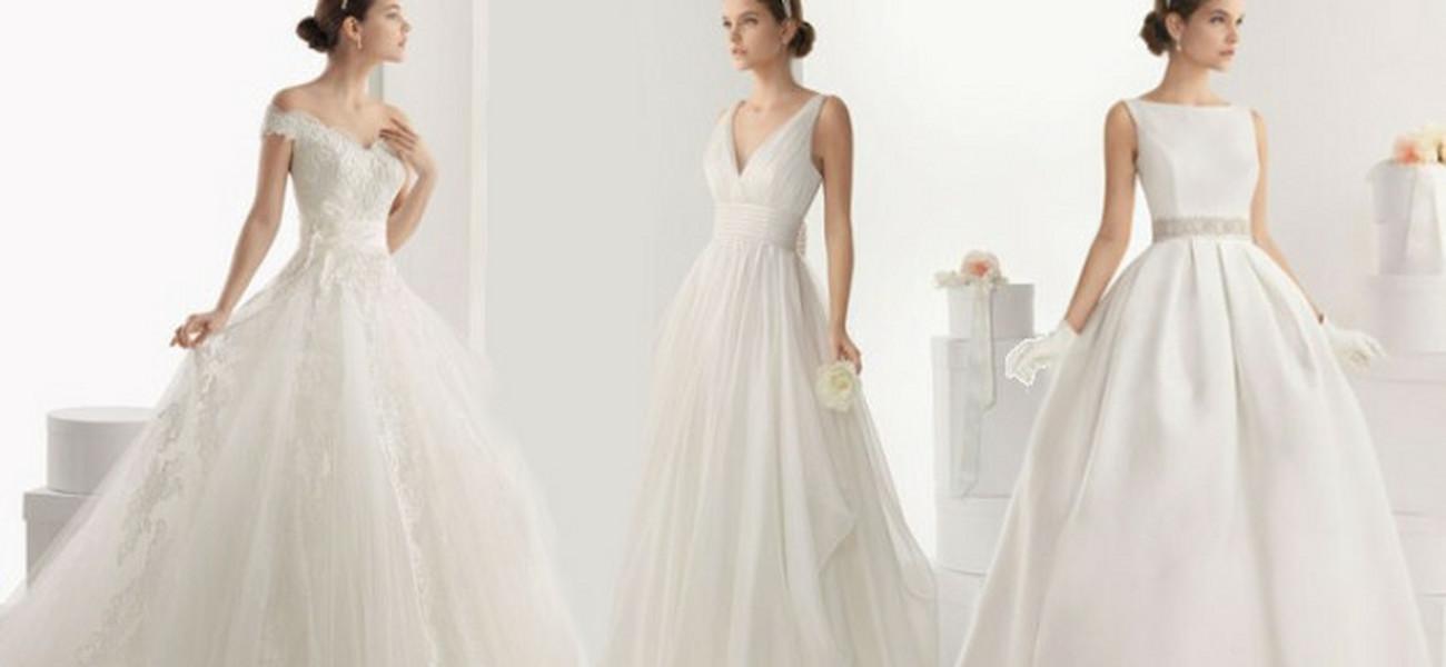 a5d6257b02 Piękne suknie ślubne 2014  wybrane modele