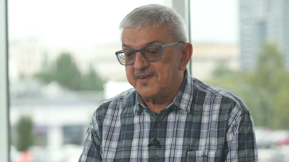 Marek Niedźwiecki, jeden z twórców radia 357