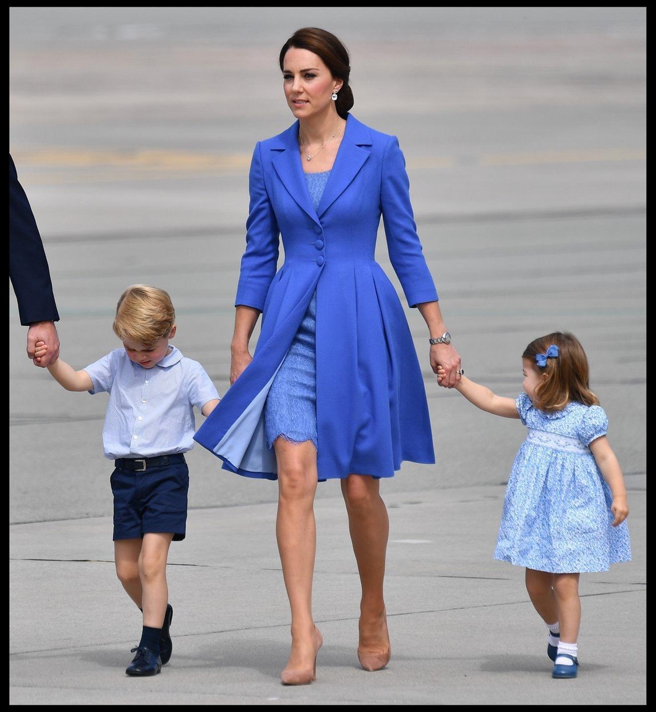 Vojvotkinja od Kembdriža sa decom, princom Džorždem i ćerkom princezom Šarlot Elizabet Dajanom: njen ogroman modni uticaj i nepobediv imidž vojvotkinje iz naroda
